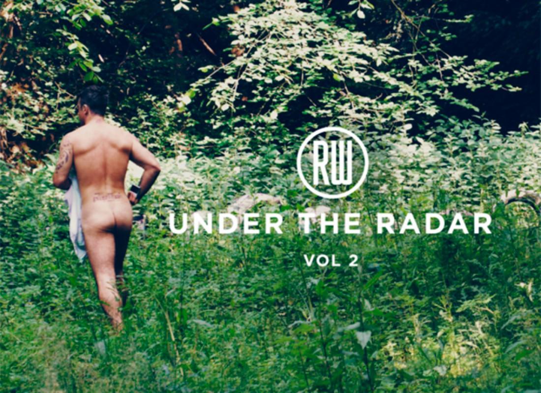 Альтернативная обложка альбома Under The Radar Volume 2