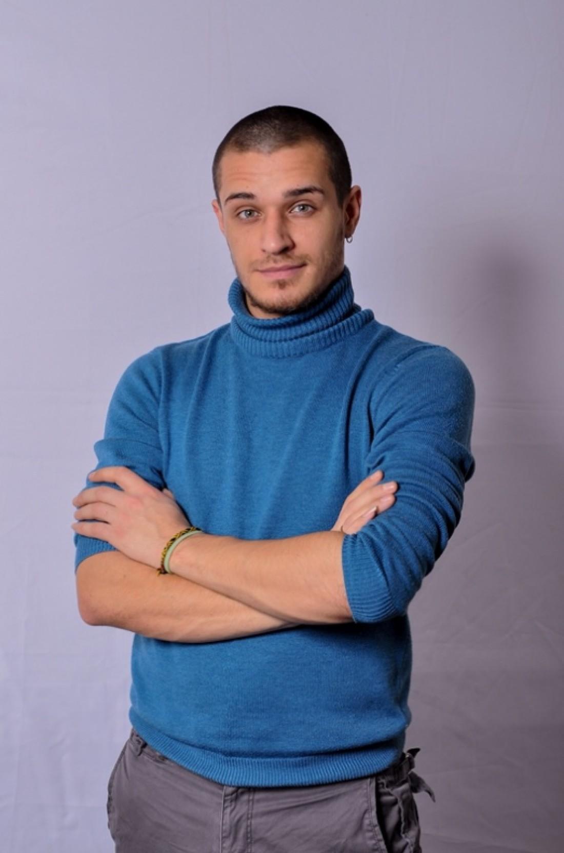 Актер Павел Сьянов