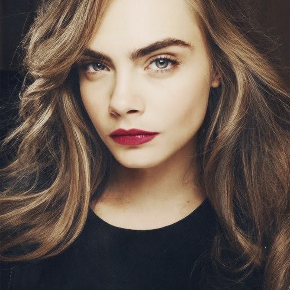 Брови – главный акцент в макияже