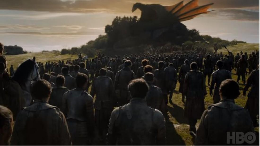 Сериал Игра престолов седьмой сезон