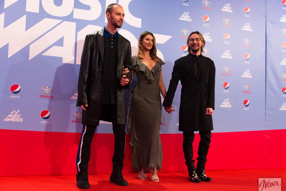 M1 назвал победителей премии Music Awards 2016