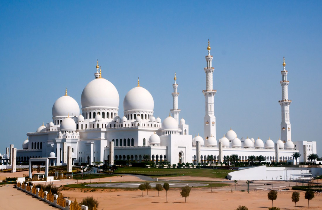 Мечеть шейха Зайду,