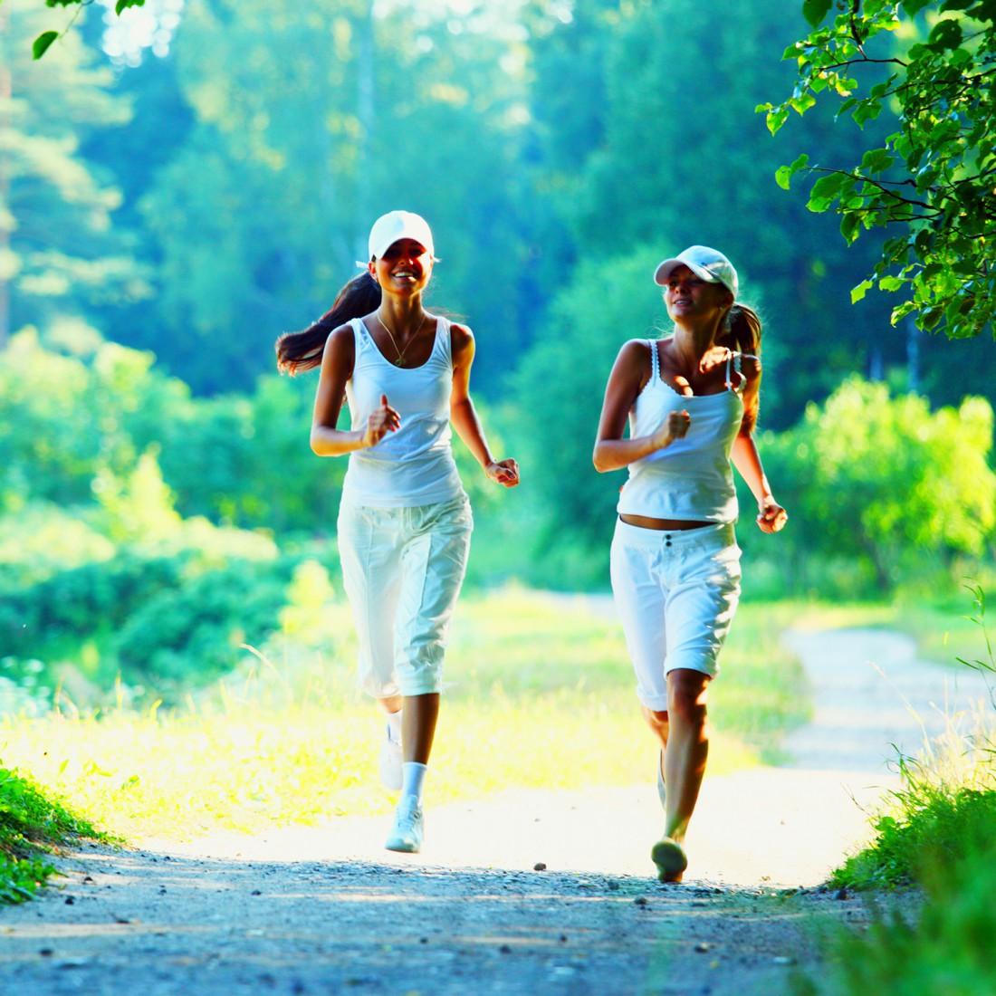 Бег – одна из лучших физических нагрузок для снижения веса