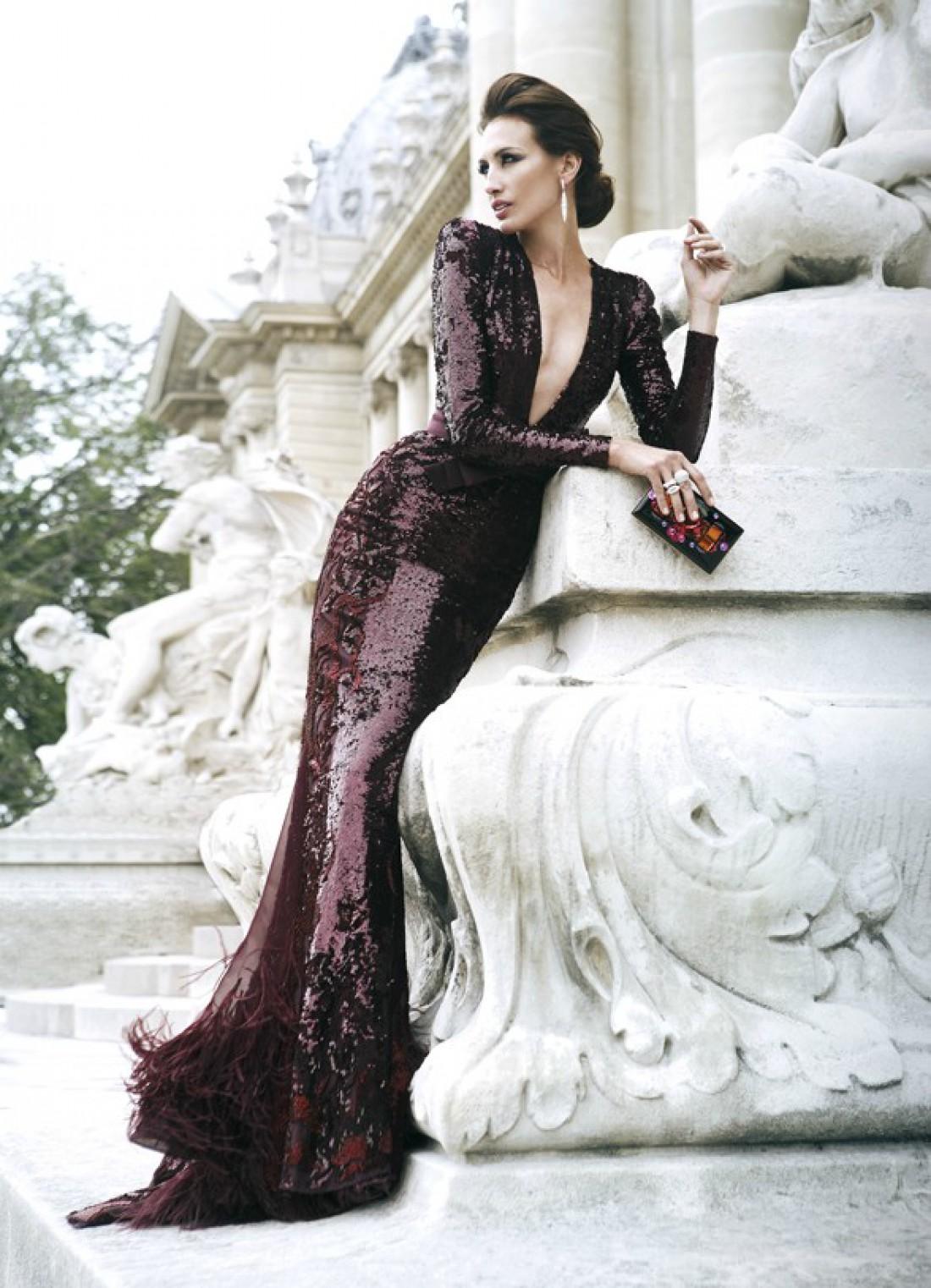 Платье на Новый год стоит выбирать с учетом последних трендов и астрологического прогноза