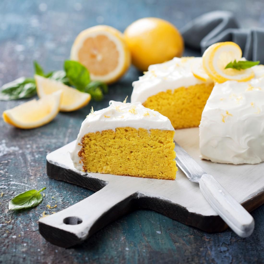 как сделать кекс без муки