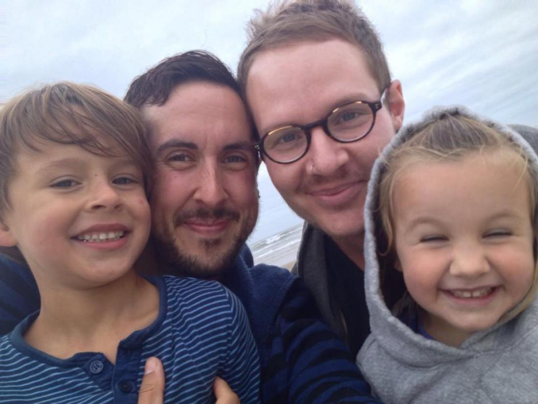 Семья гей-пары