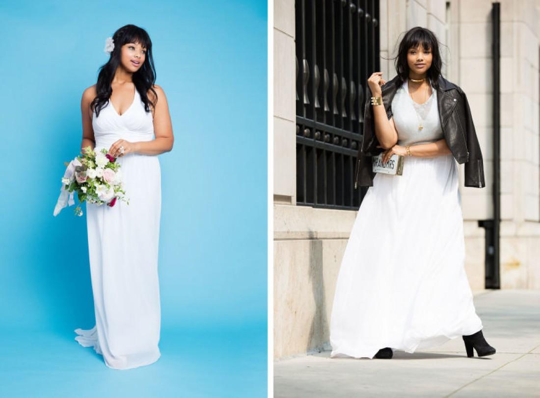 Свадебное платье – наряд на каждый день