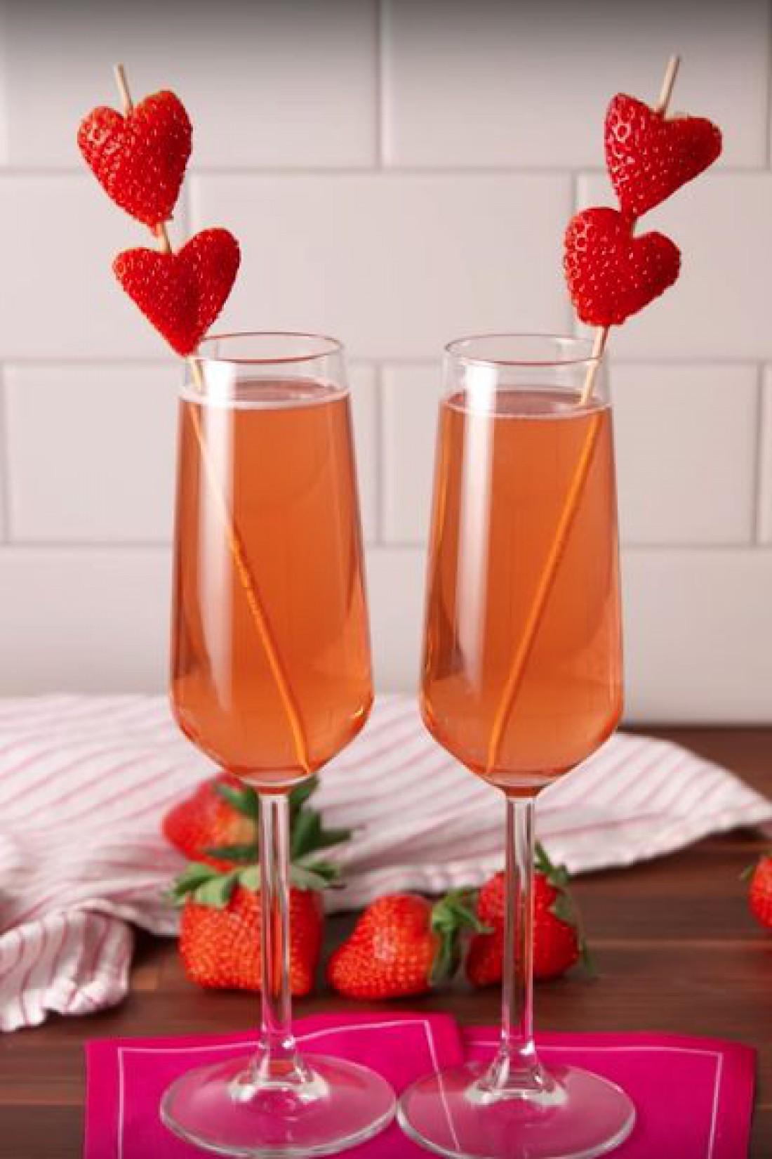 Романтический ужин на День святого Валентина: ТОП-10 лучших блюд