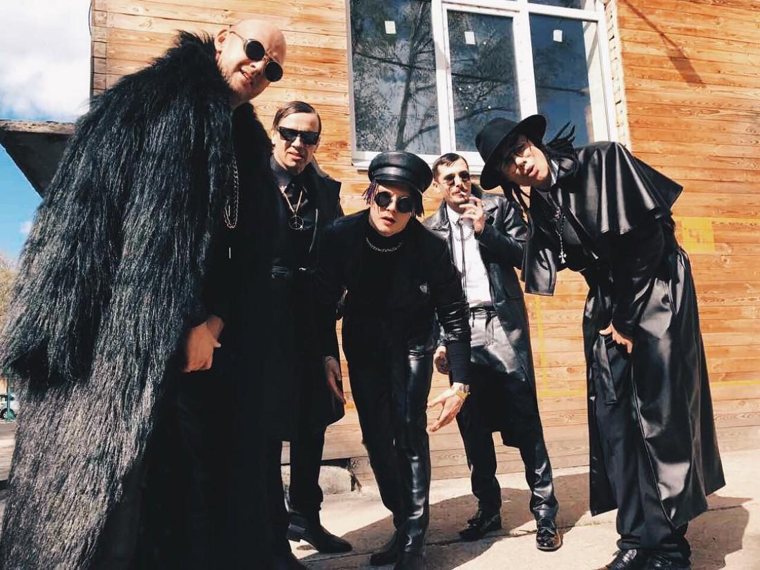 Группа MOZGI