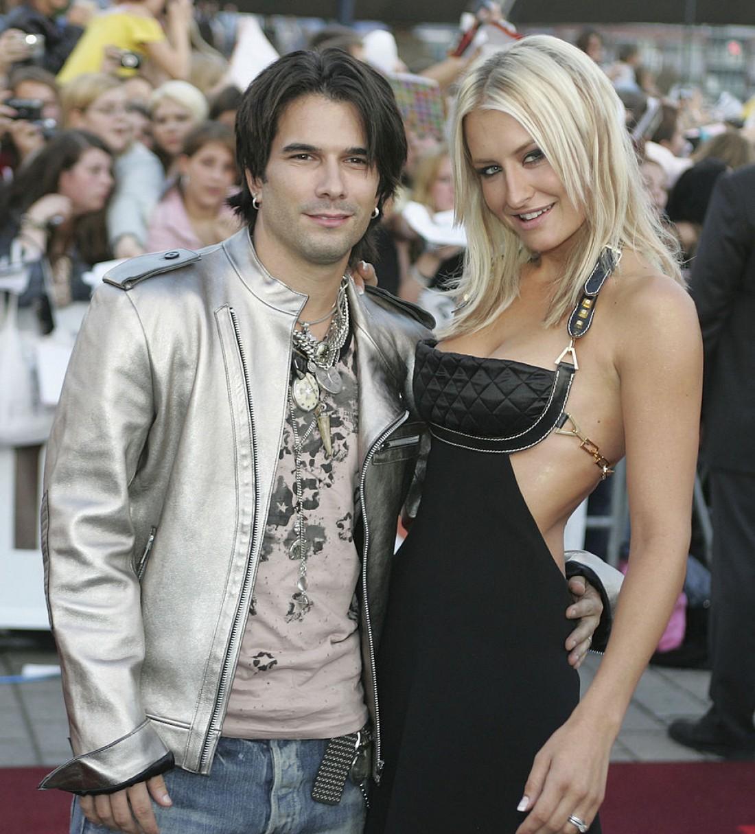 Сара с Марком Терензи