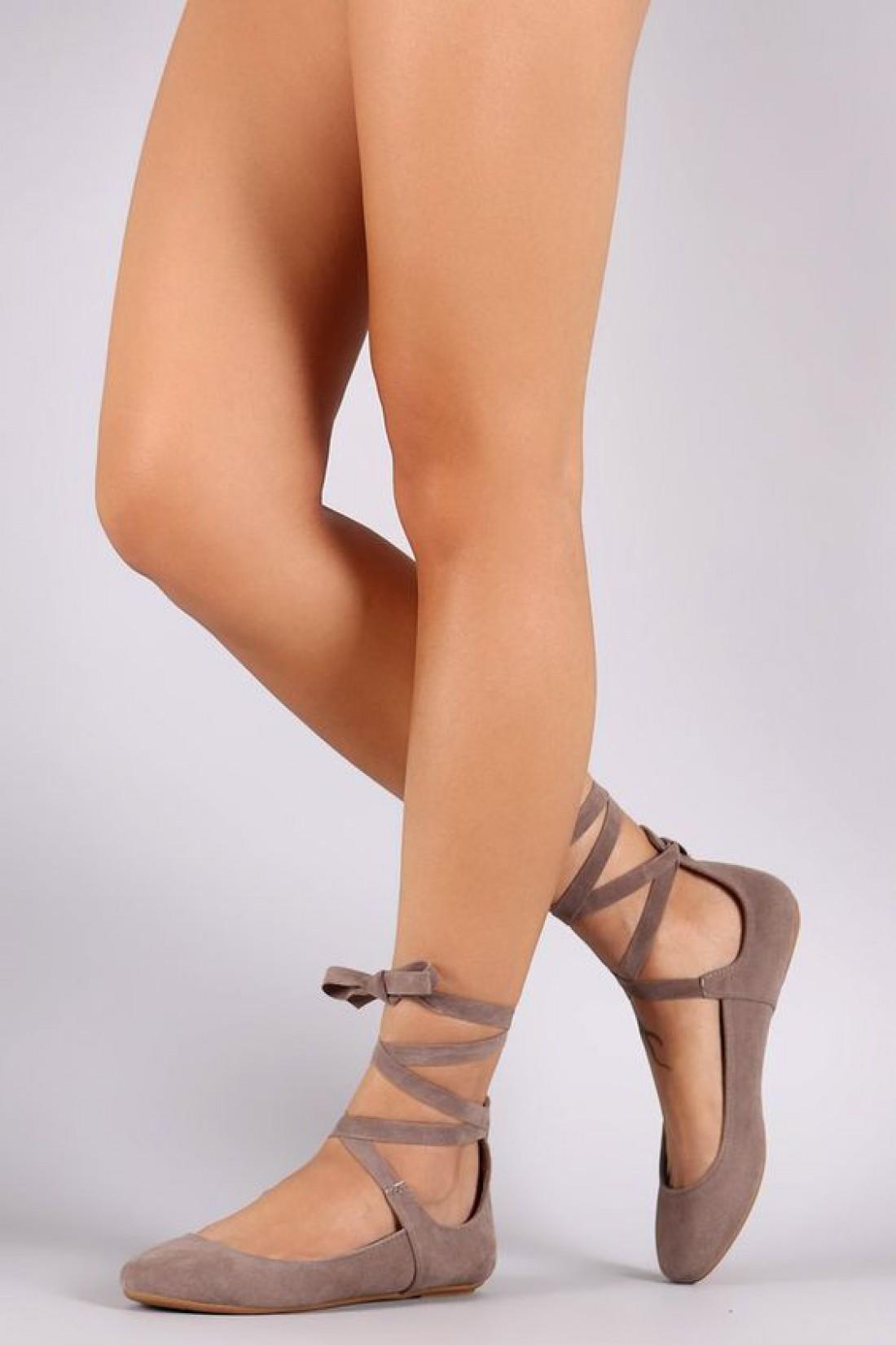 Балетные туфли