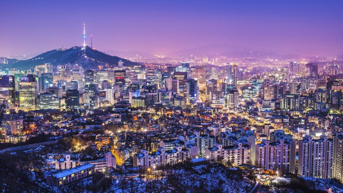 Сеул – город контрастов