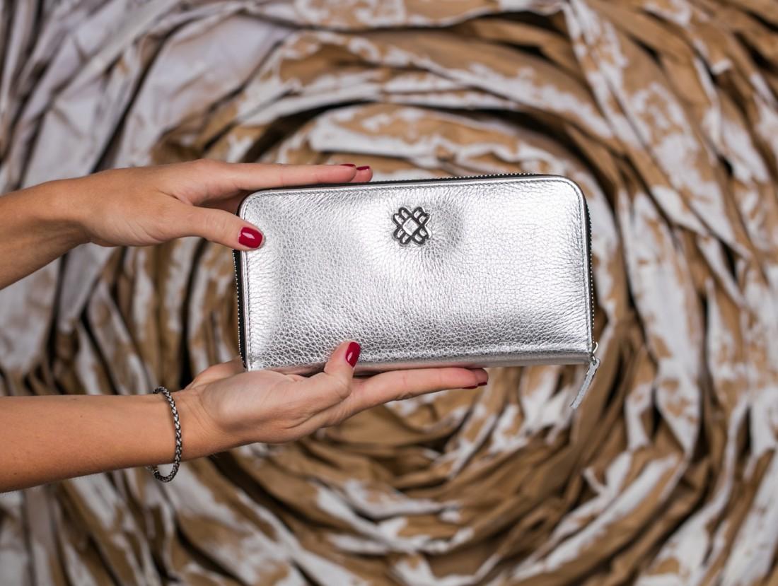 Натали Еременко: Я шью свои сумки с душей и любовью