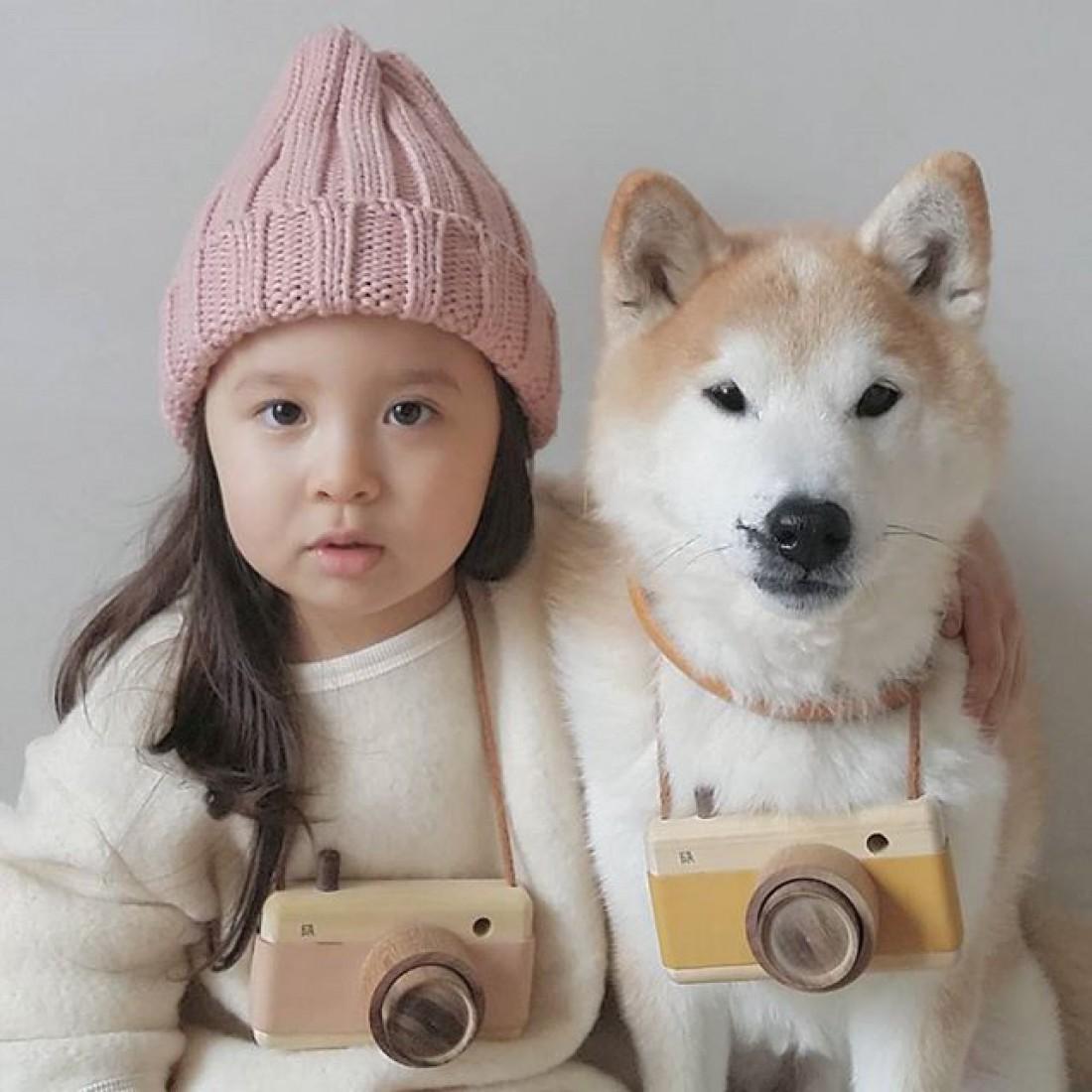 Филон и ее пес Помпон