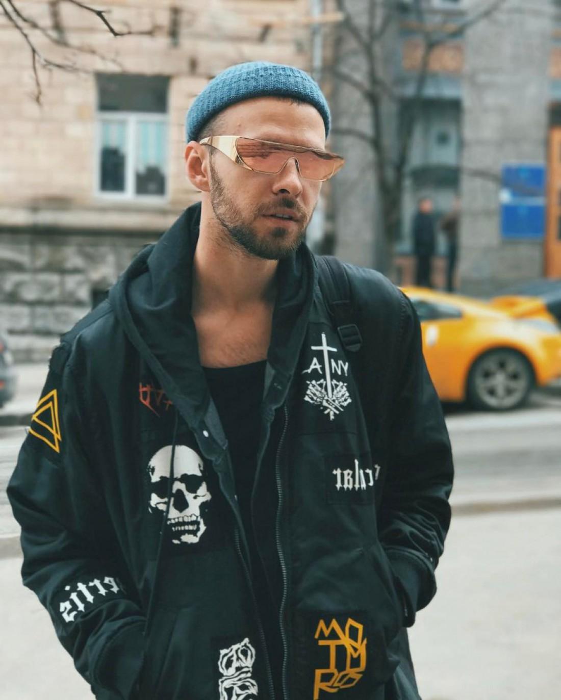 Макс Барских посетил шоу Вечерний Ургант
