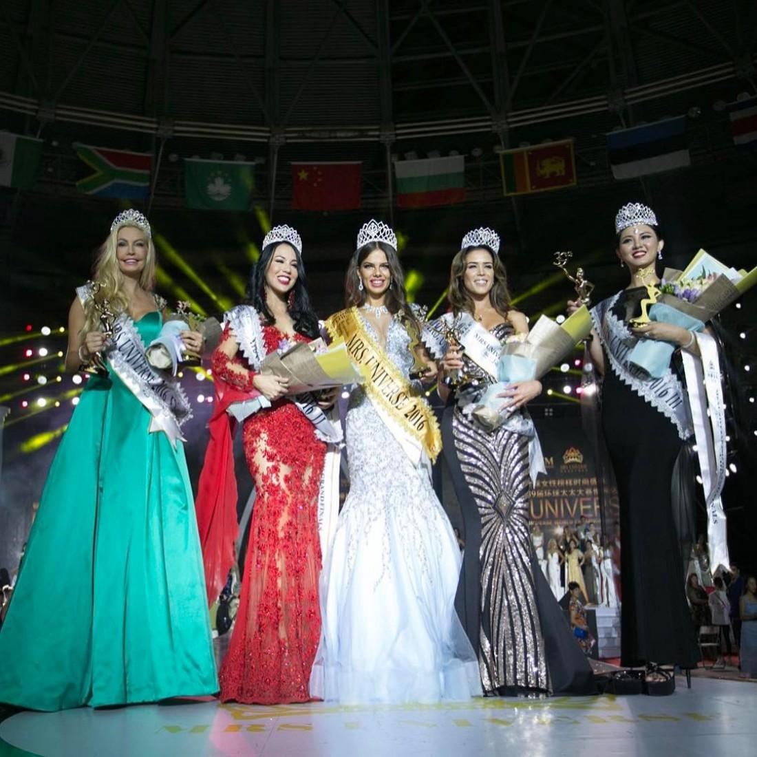 Украинка получила титул самой красивой женщины Австрии