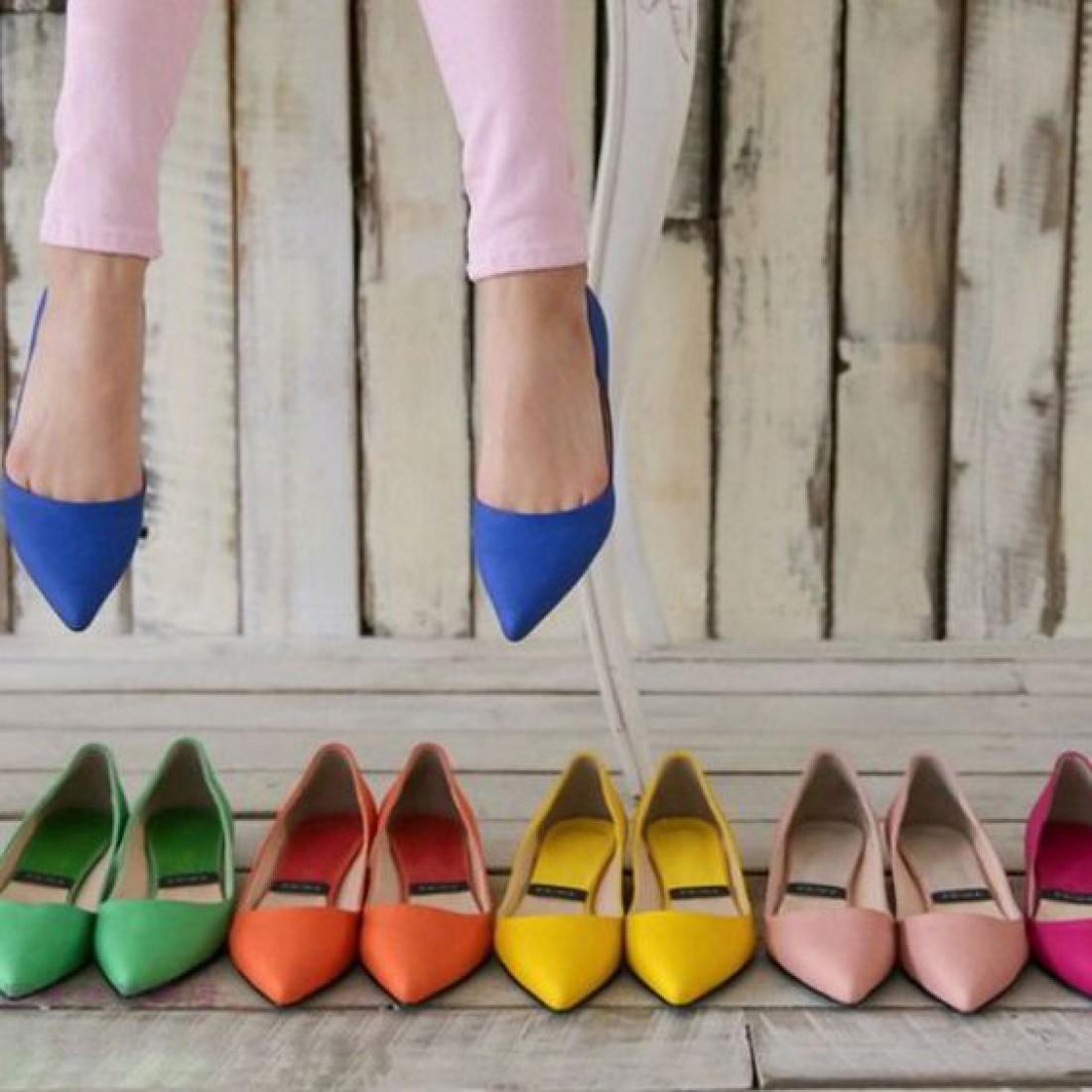 Базовая обувь на весну 2019: Модные советы качественного выбора