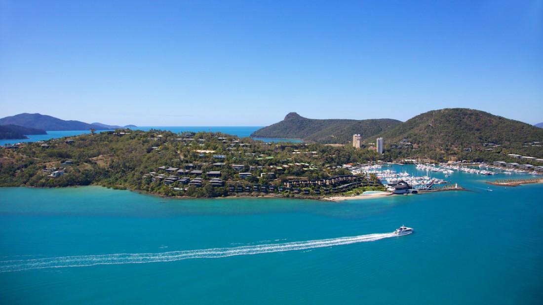 Остров Гамильтон, Австралия