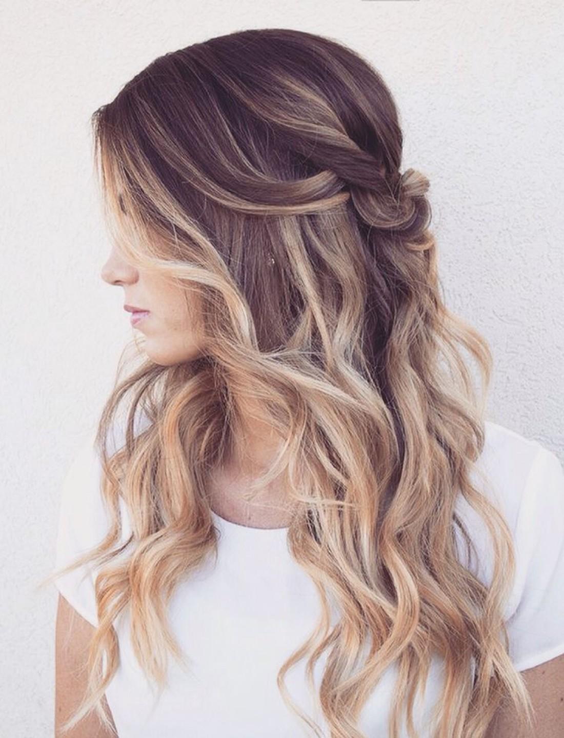 Спрей для волос поможет предотвратить их ломкость