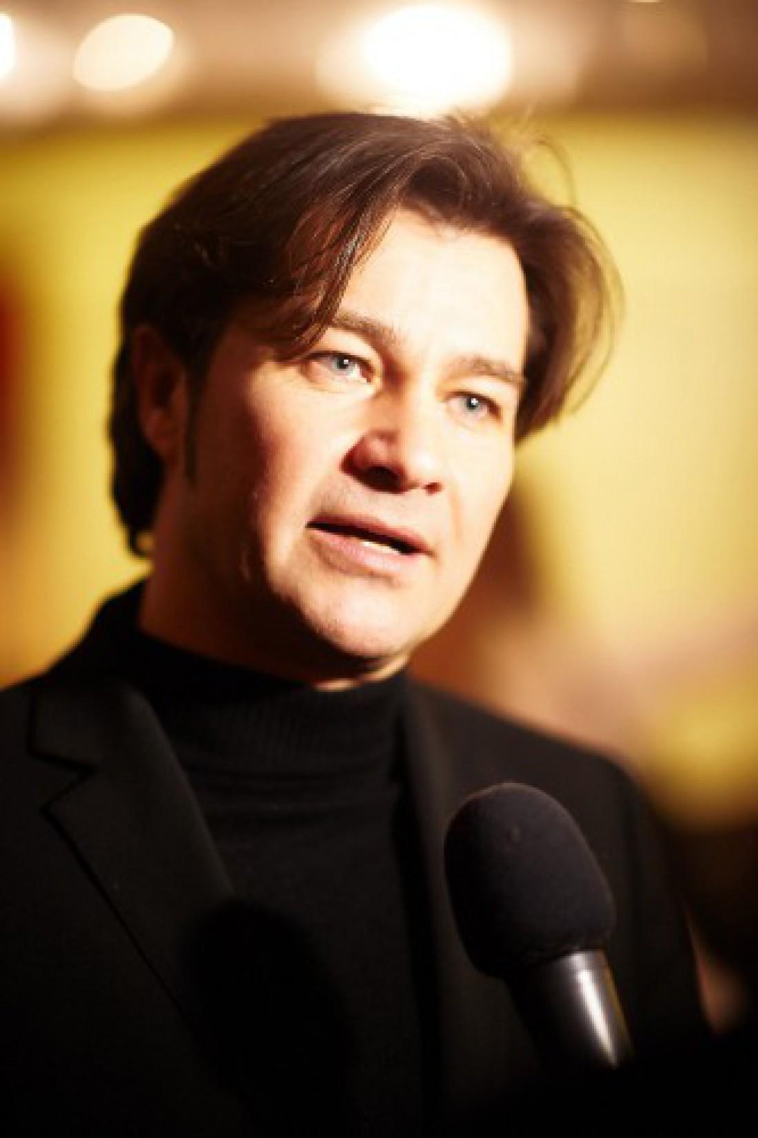 Министр культуры Украины — Евгений Нищук