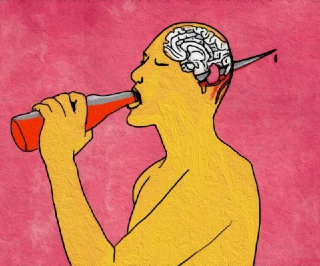 В плену зеленого змия: Что делать, если муж - алкоголик?