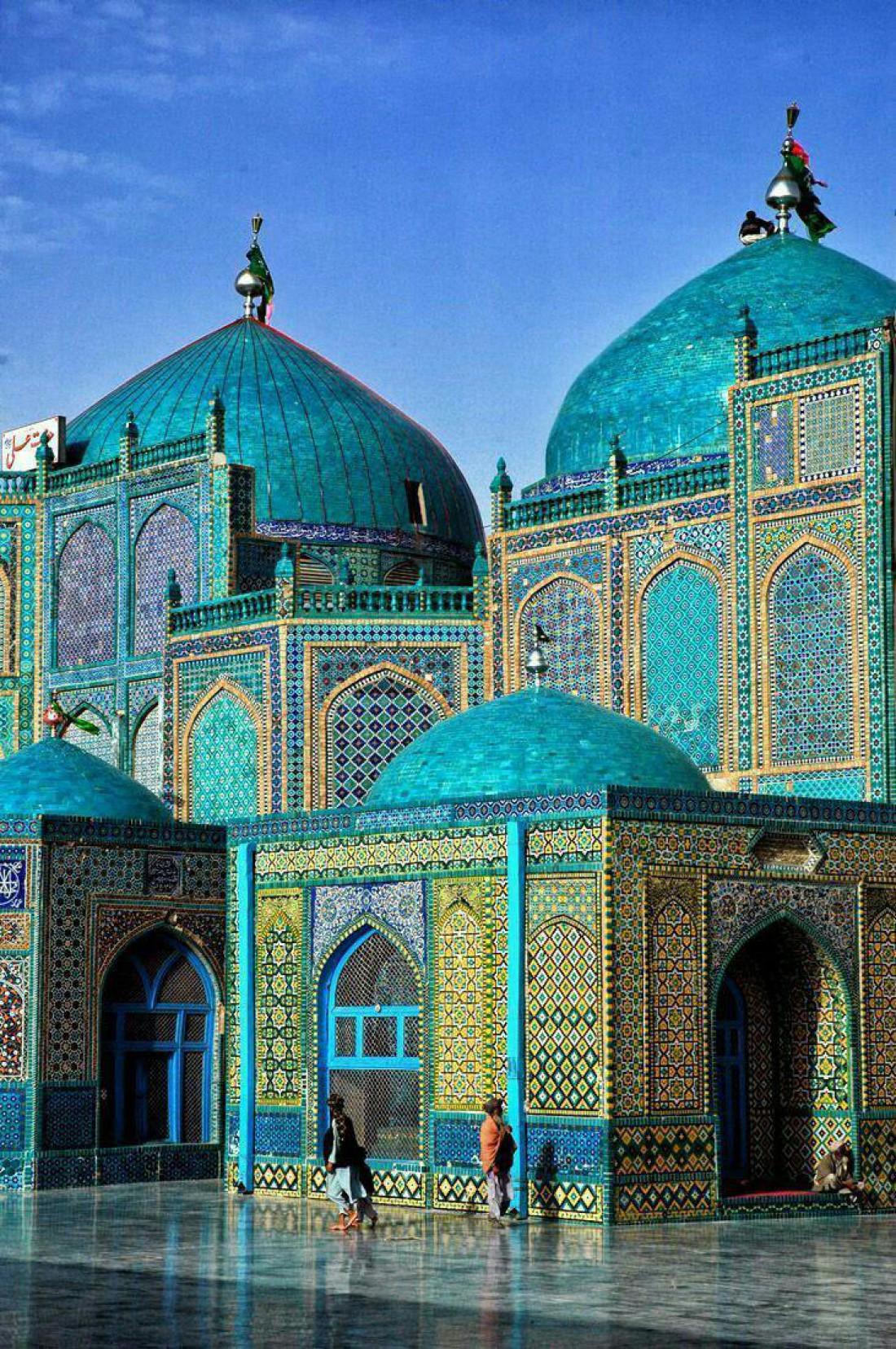 Древняя мечеть Джамкаран