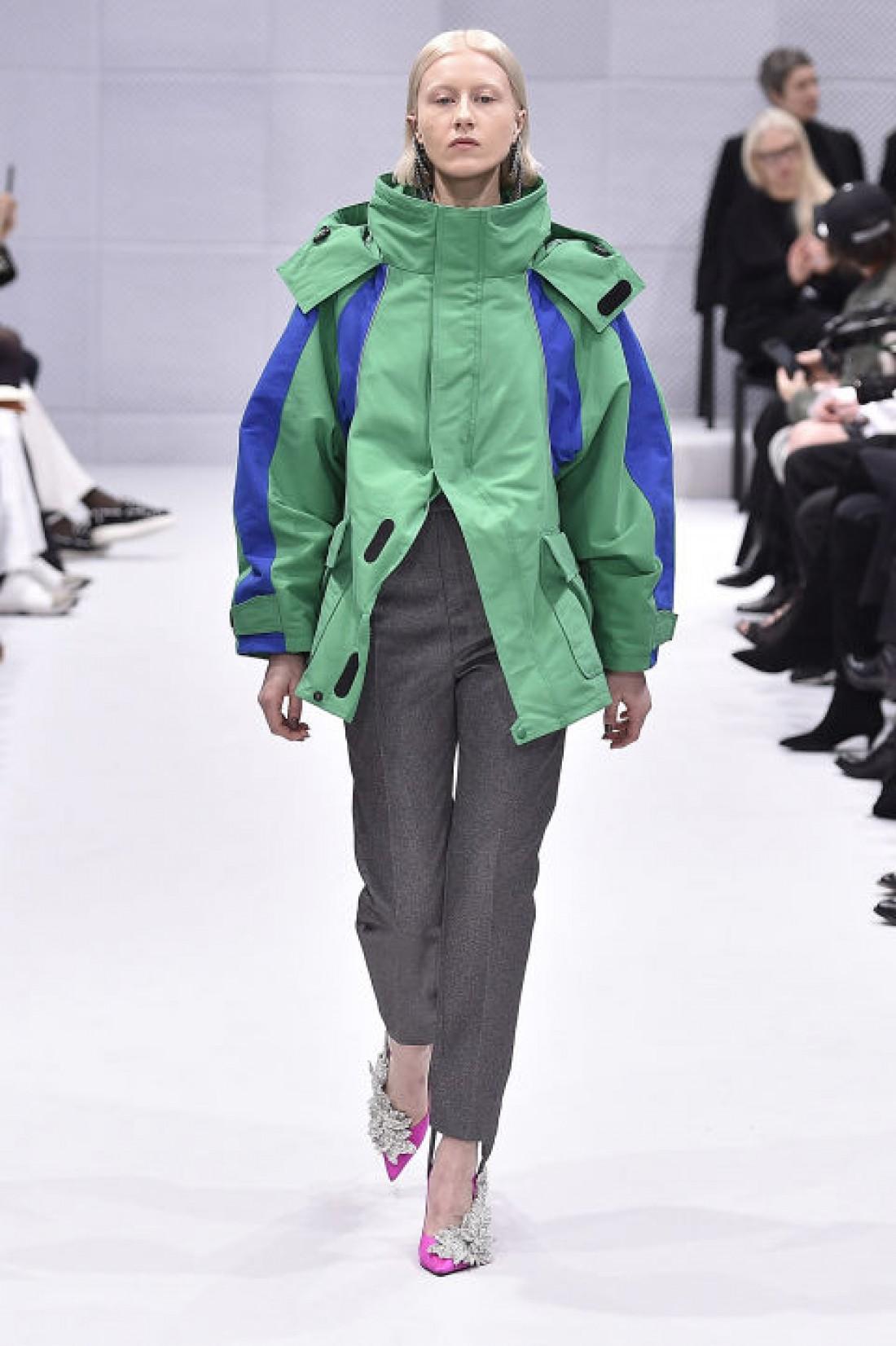 Что надеть с курткой