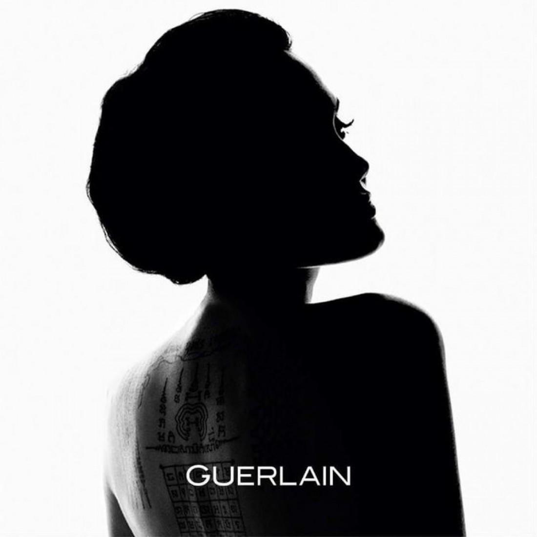 Анджелина Джоли для Guerlain