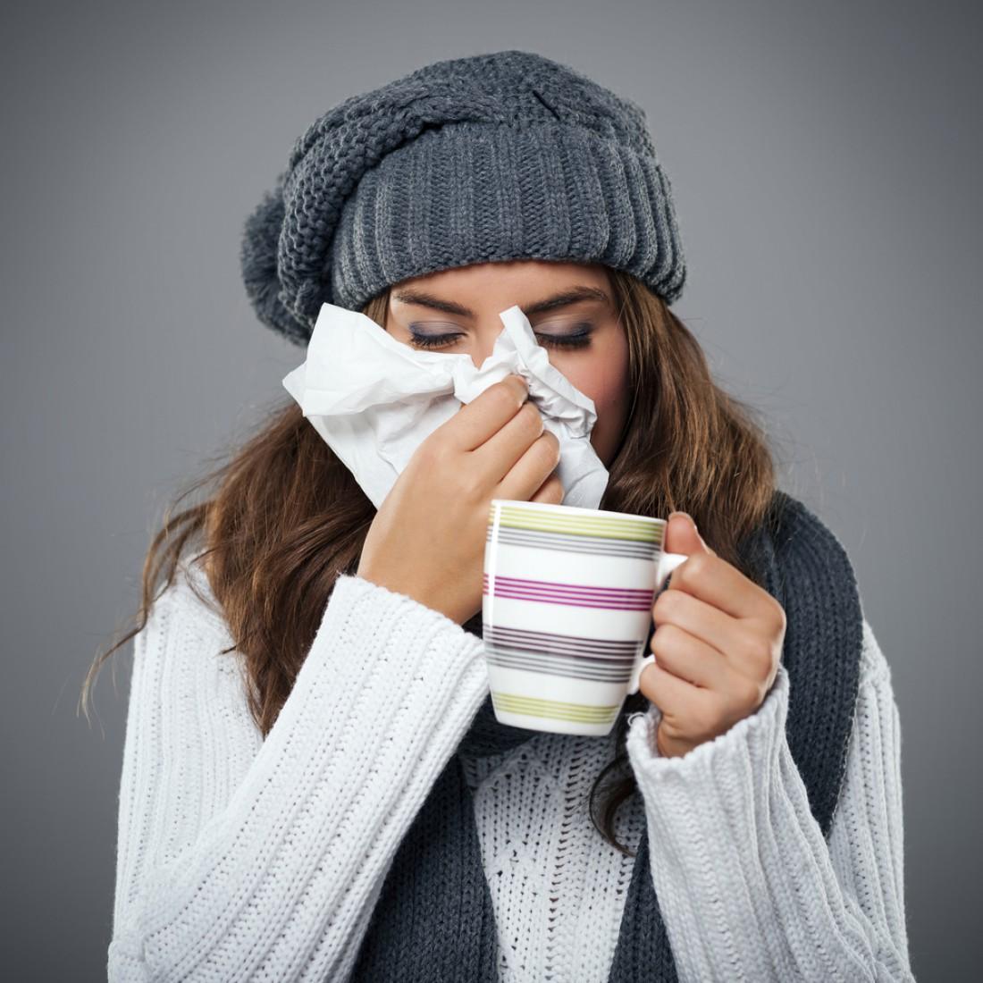 Украинцы зимой будут болеть тремя штаммами гриппа