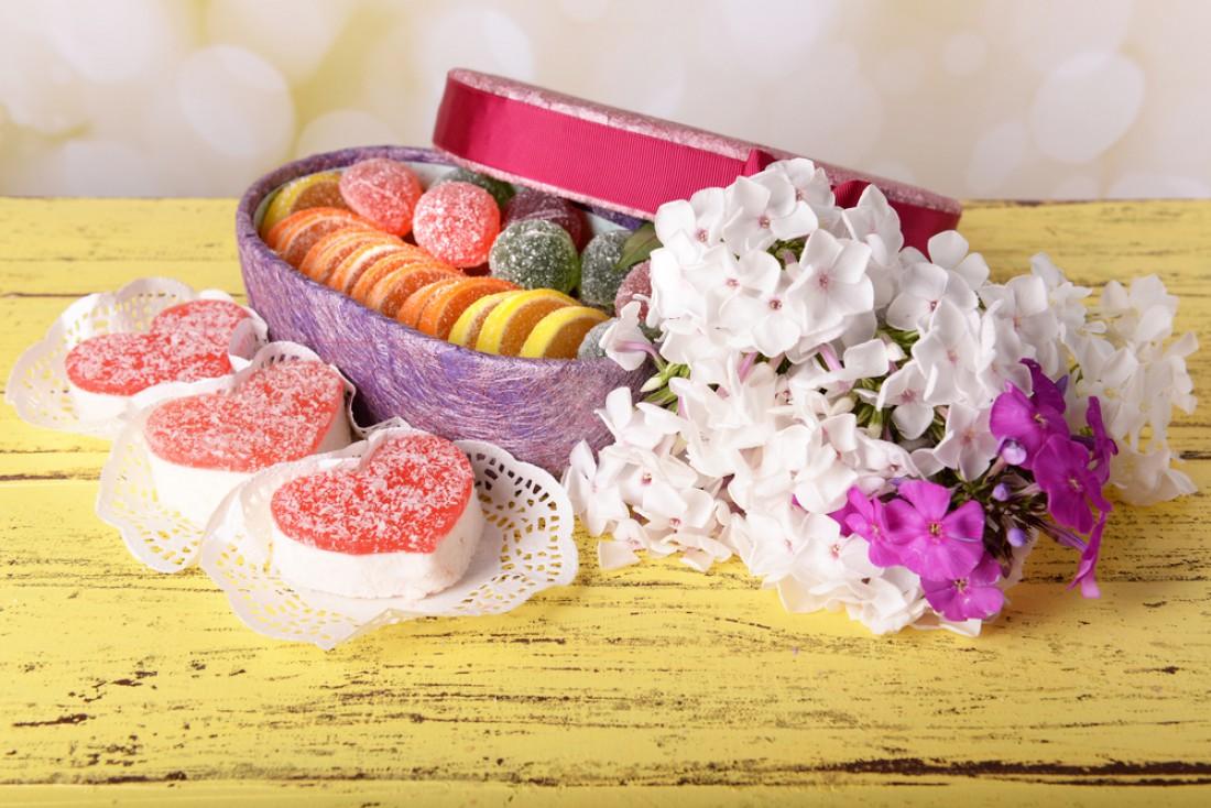 Что полезно из сладкого?
