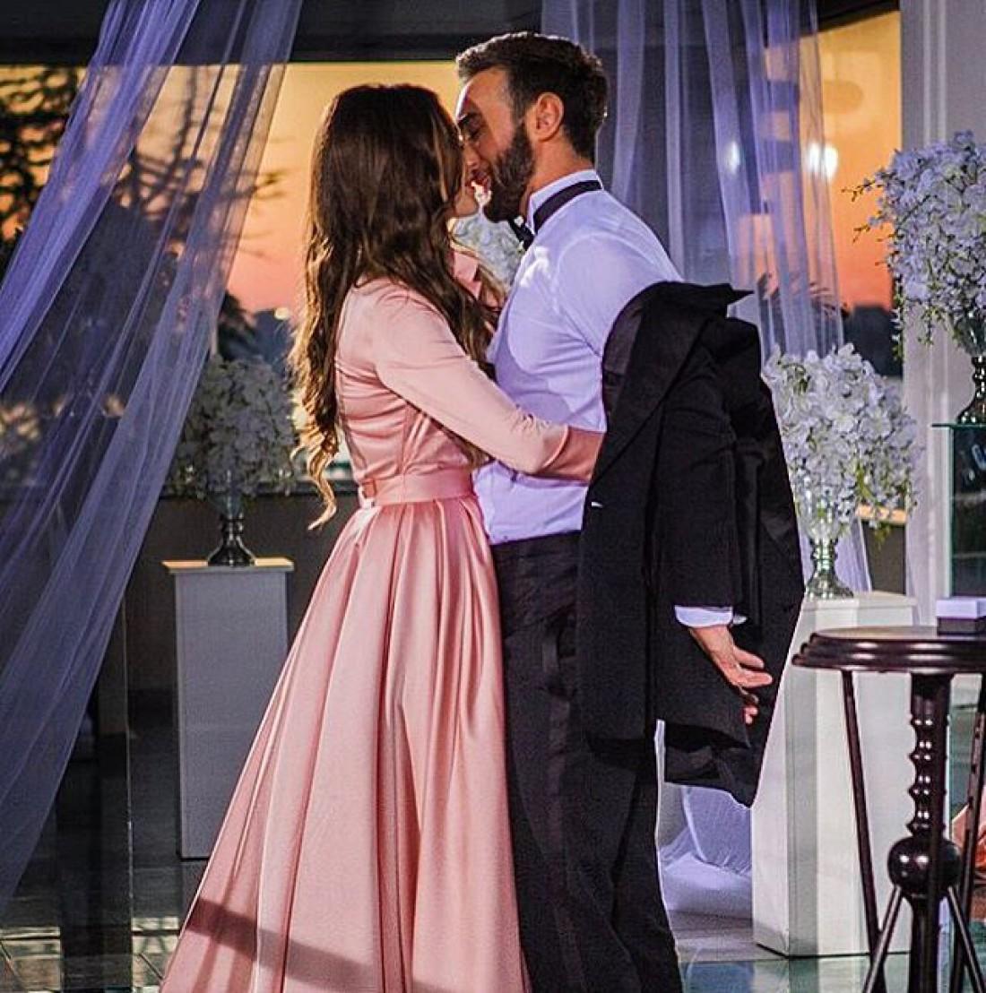 Холостяк 6 сезон: победительница Алена и Иракли Макацария