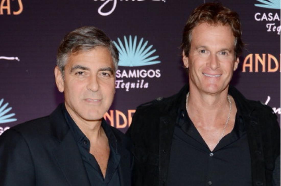 Джордж Клуни и Рэнди Герер