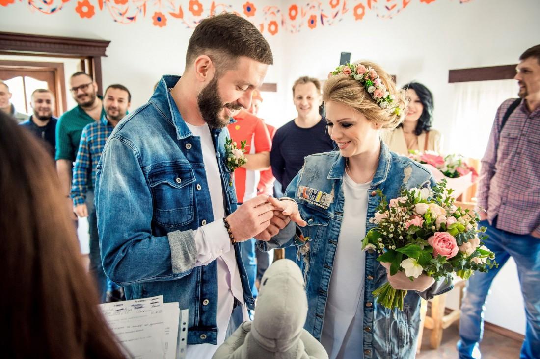 Яна Глущенко и Олег Збаращук