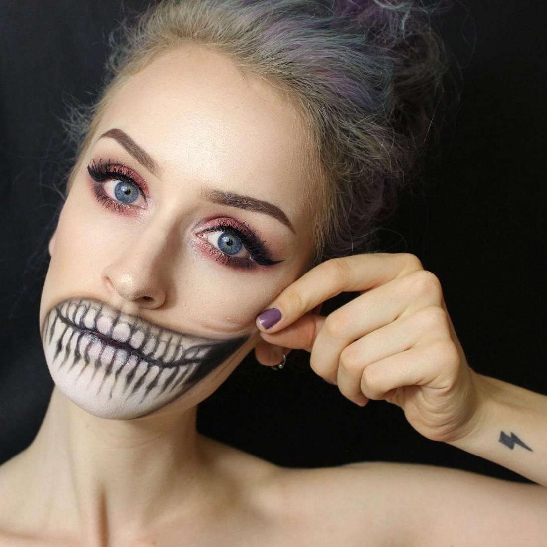 Идеи для макияжа к Хэллоуину 2015