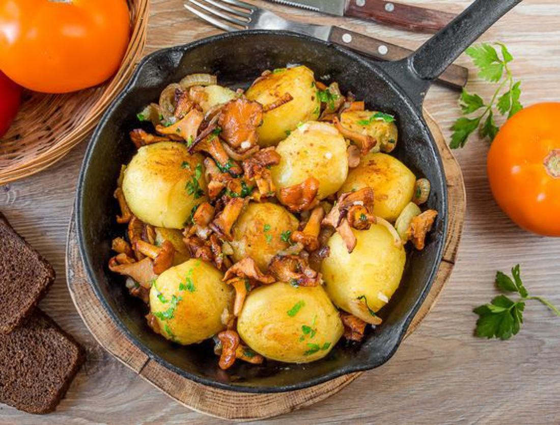 Как приготовить молодую картошку: ТОП-8 советов