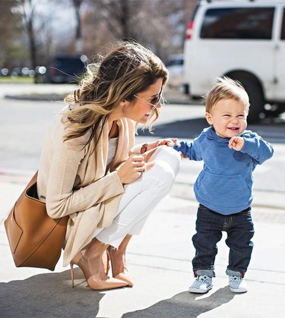 Не всегда стоит откровенничать со своим малышем