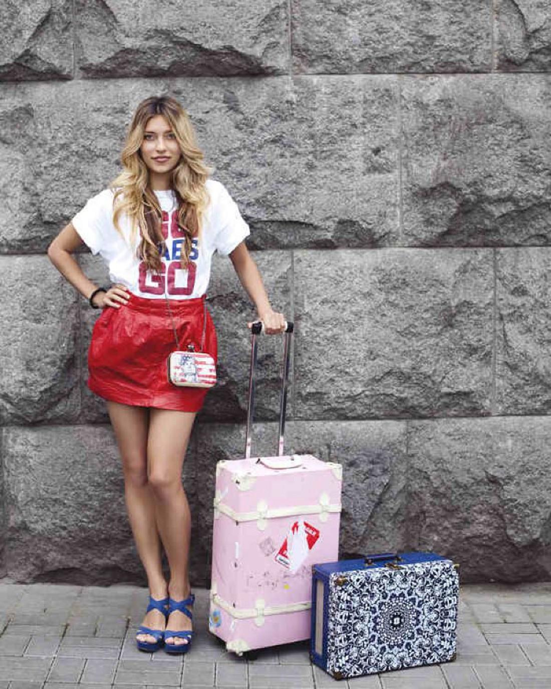 Регина Тодоренко рассказала о кругосветном путешествии