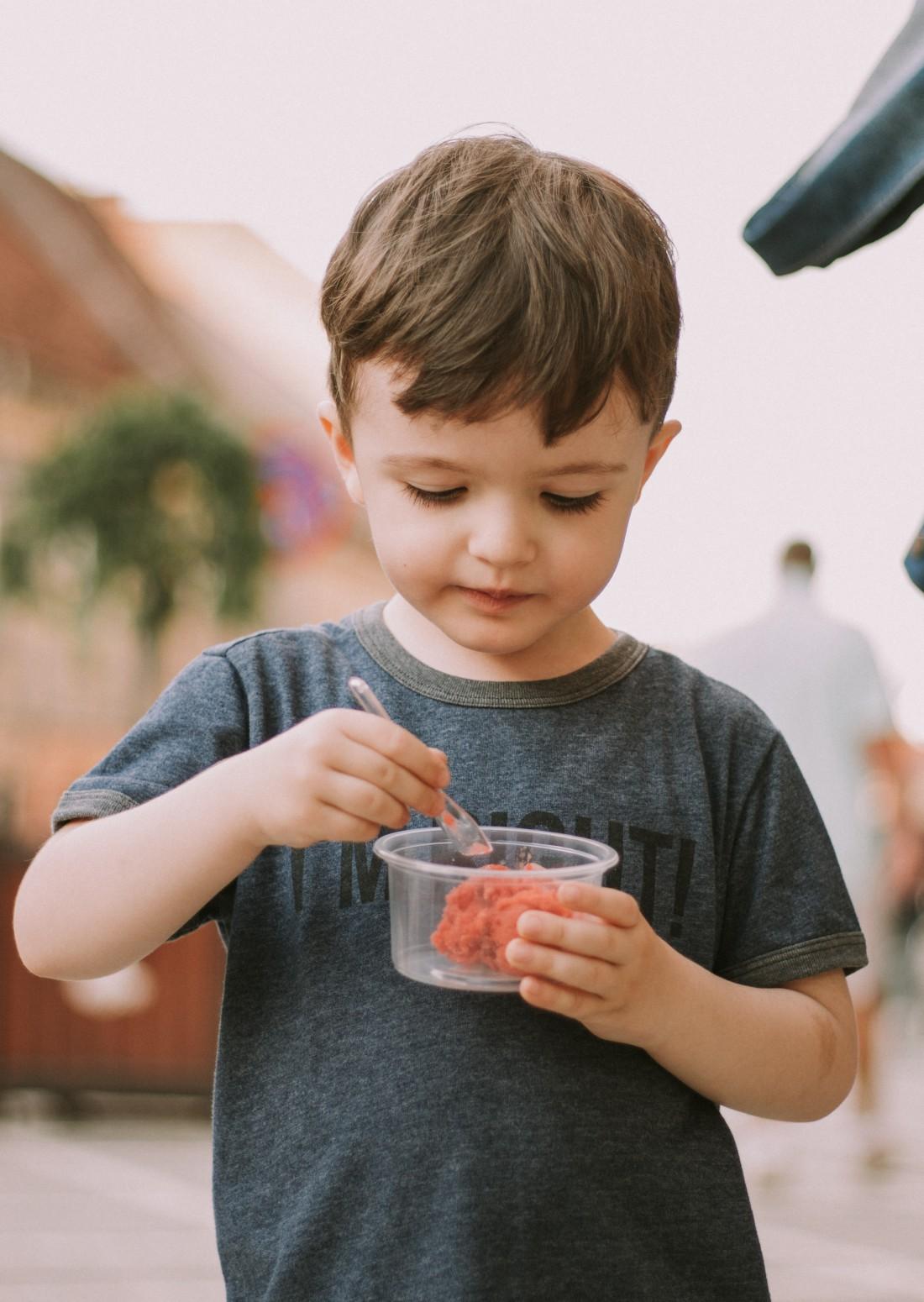 Полезные перекусы для ребенка