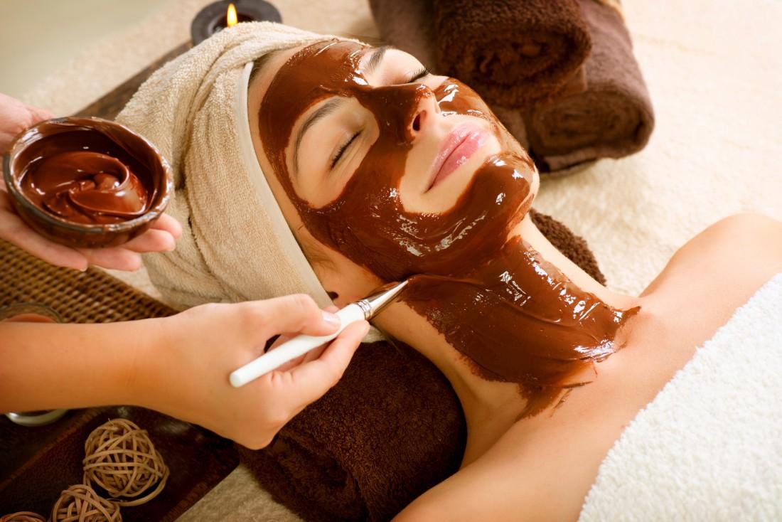 Всемирный день шоколада: маска для лица