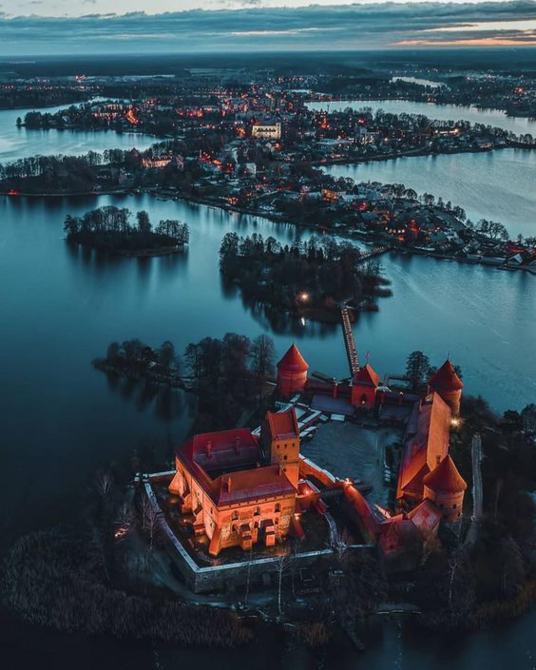 Знакомая незнакомка: Лучшие достопримечательности Литвы