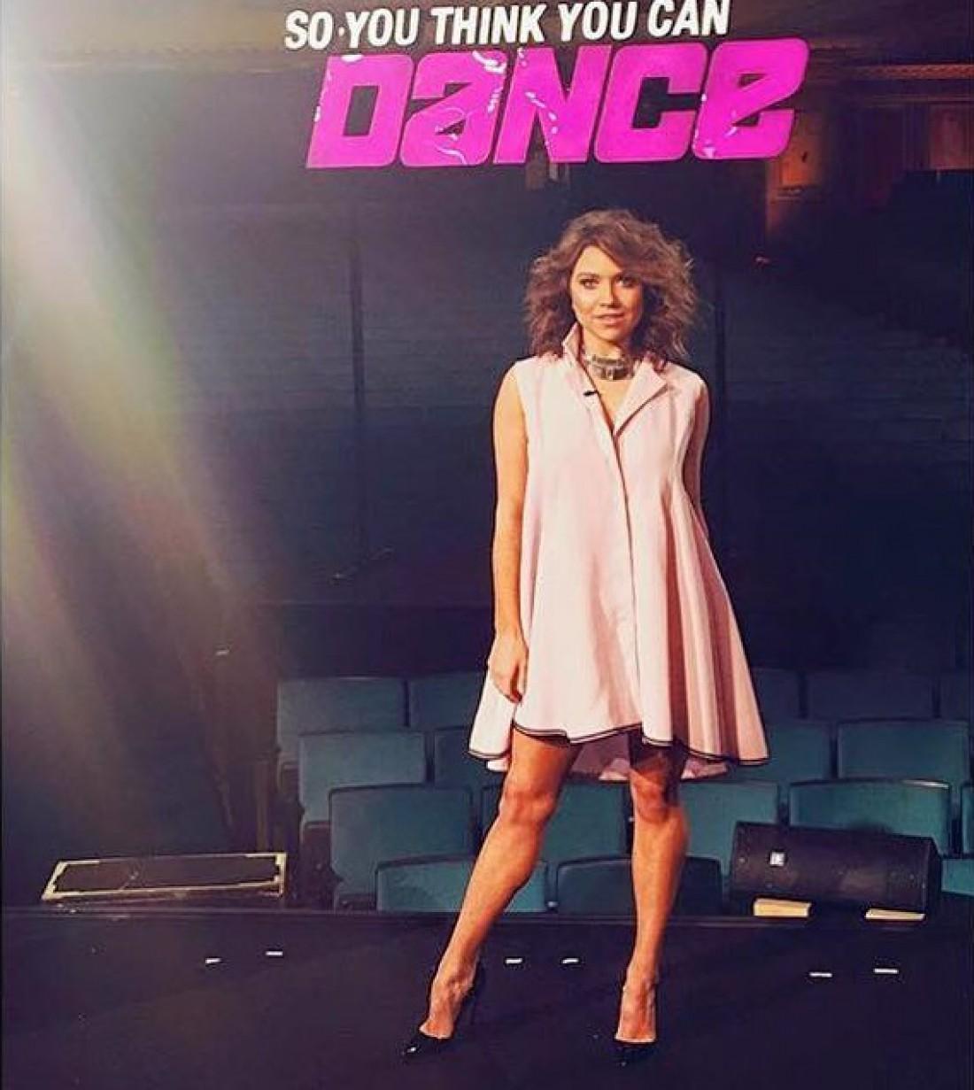 Танцовщица и хореограф Дженна Джонсон