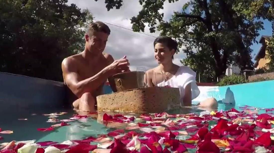 Холостяк 7 сезон шестой выпуск: Дима и Лиля в кабриолете с бассейном