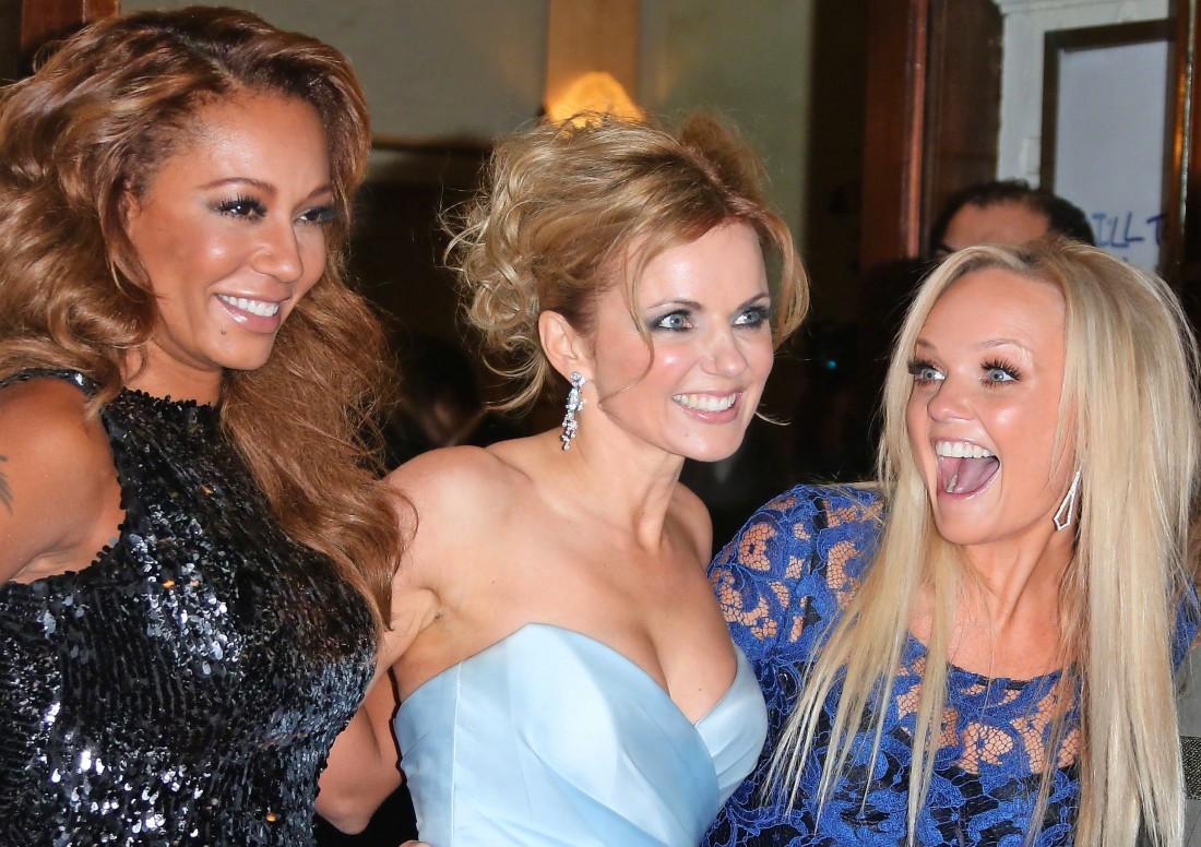 Spice Girls впервый раз за15 лет записали песню