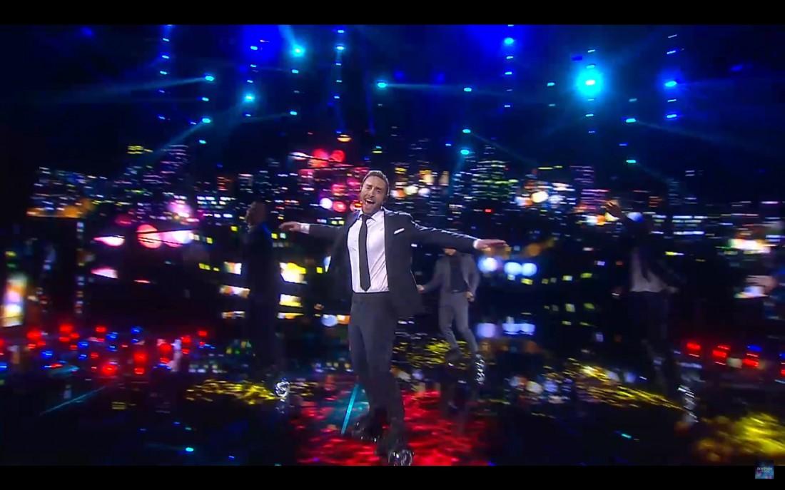 Финал Евровидения 2016: Монс Зелмерлев