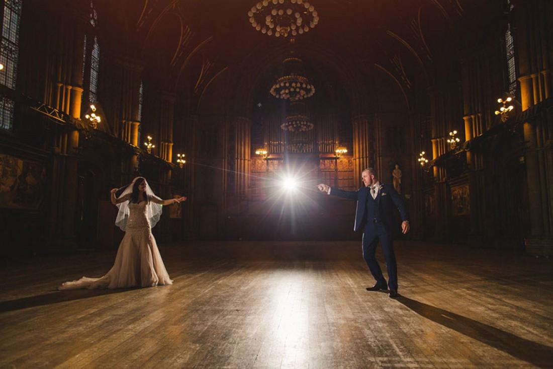 Стилизированная свадьба