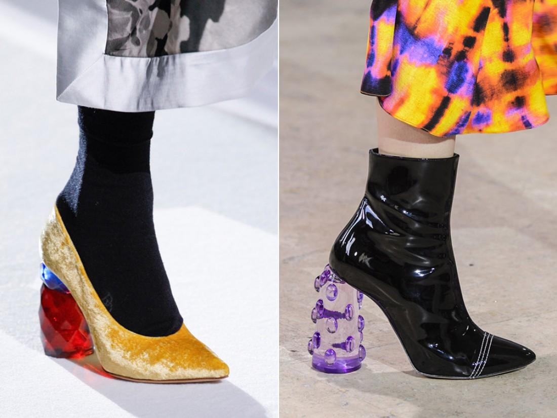 ТОП-3 стильные варианта обуви