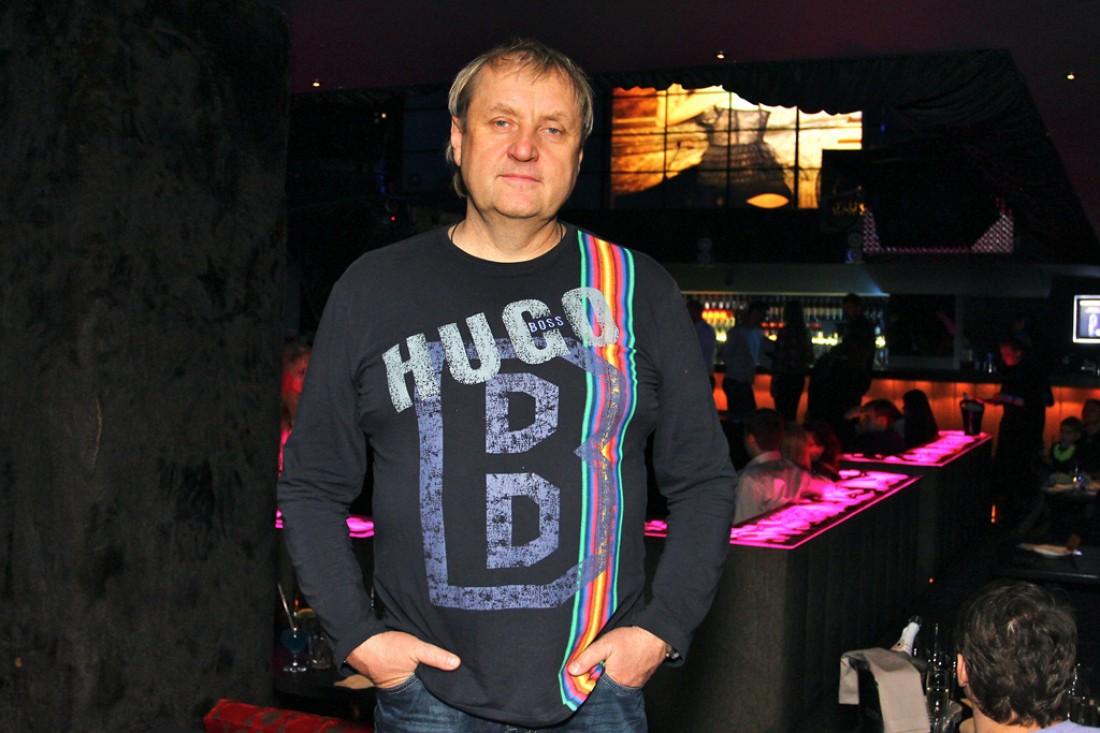 Владимир Бебешко