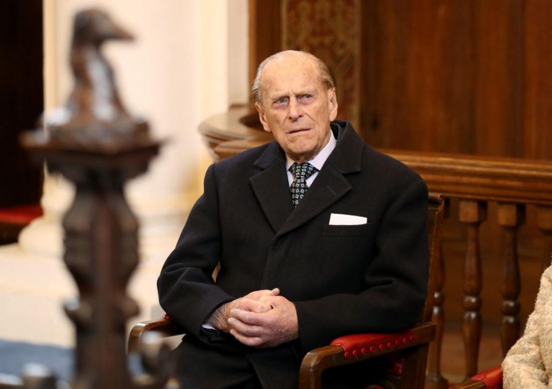 95-летний герцог Эдинбургский