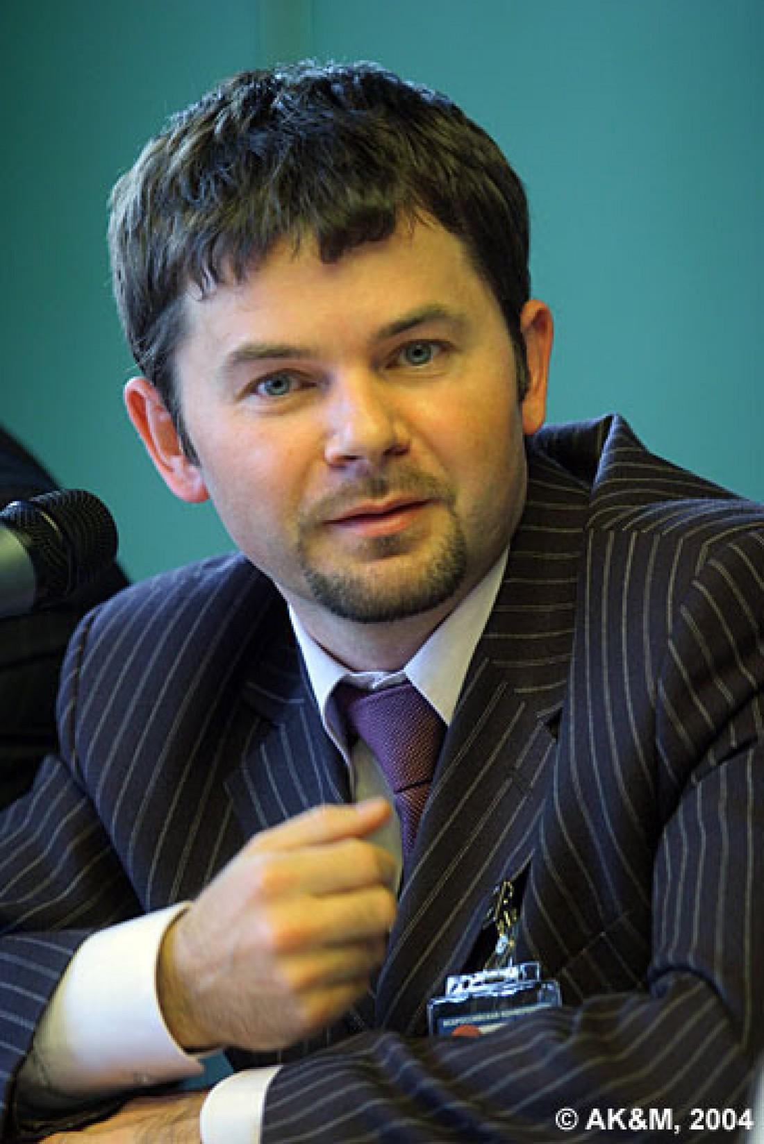 Муж Елены  Подкаминской Александр