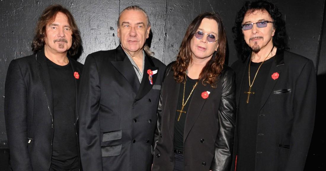 Black Sabbath отыграли свой последний концерт